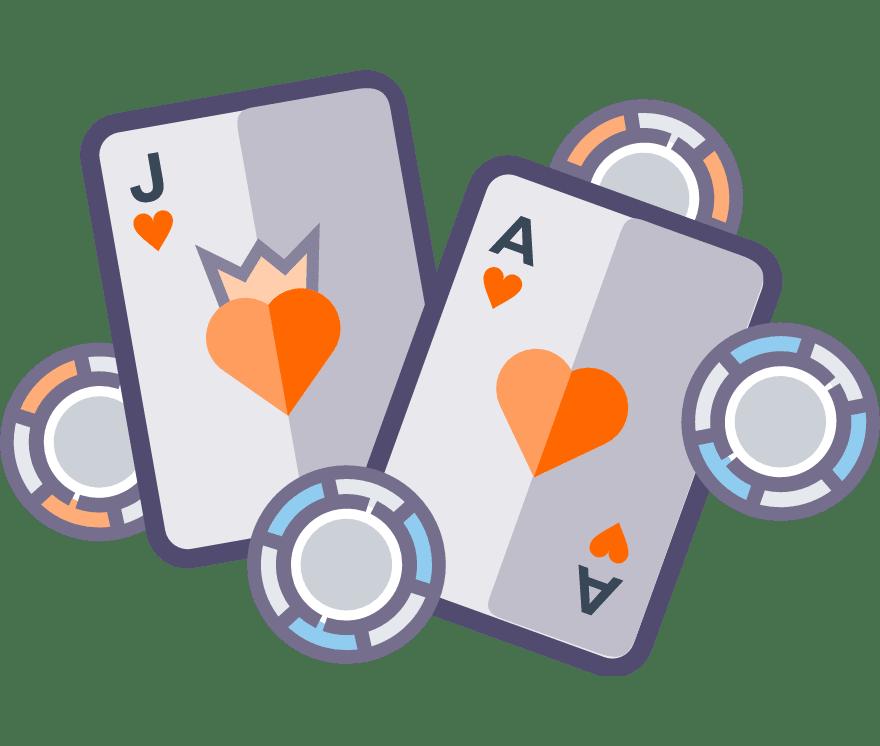 Joacă Blackjack Live Online - Cazinouri de top în 2021