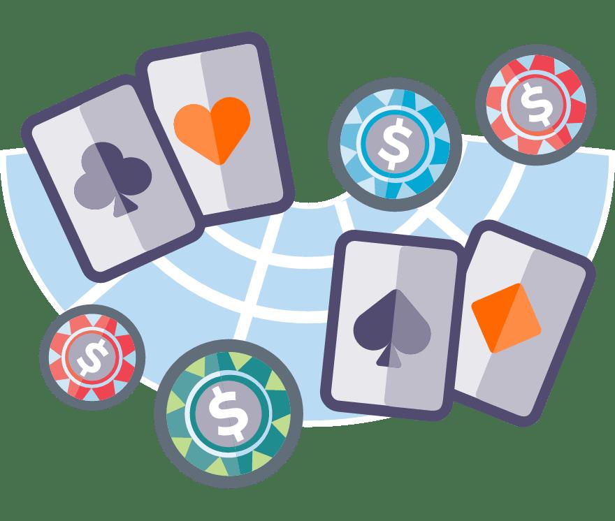 Jucați Mini Baccarat Online -Top 9 Live Casinouri care plătesc cel mai bine 2021