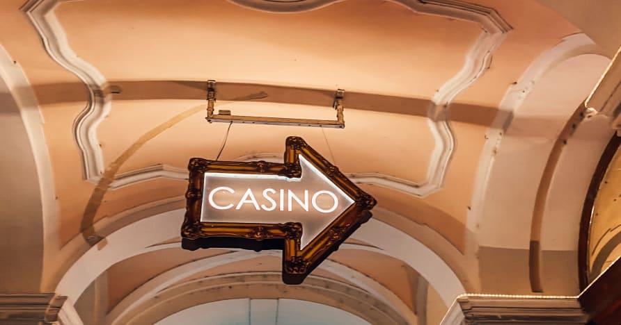 Jocuri de noroc într-un cazinou live