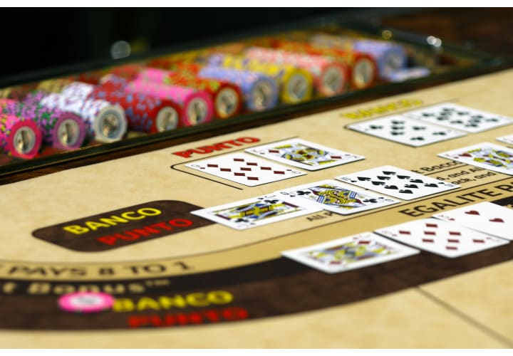Live Speed Baccarat
