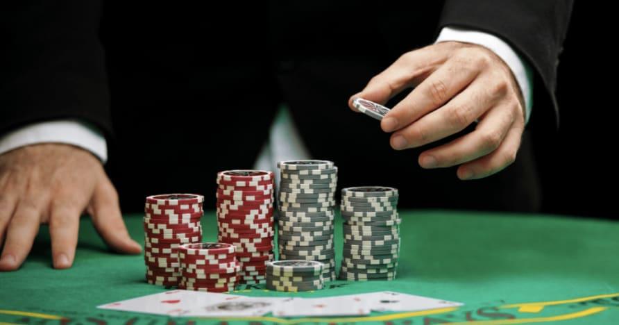 Compararea cotelor pentru cele mai bune jocuri de cazino live de astăzi