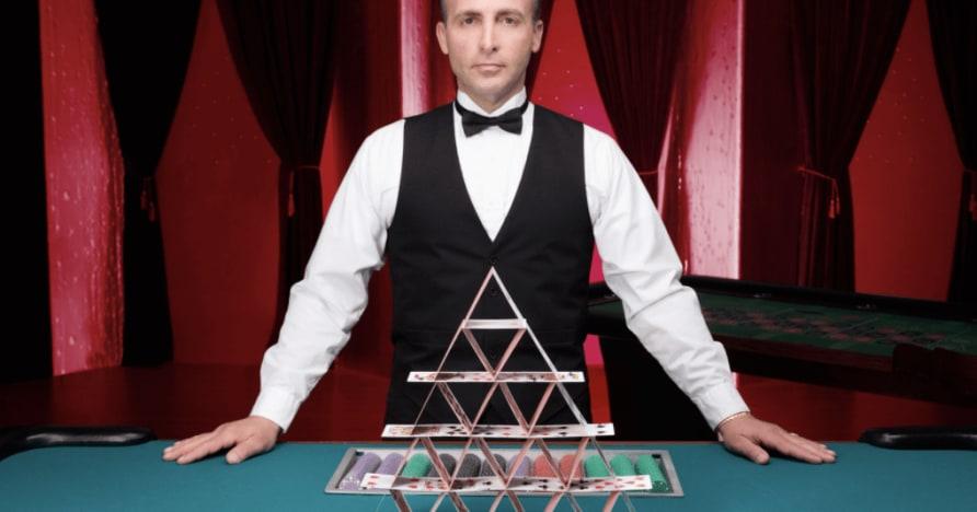 Tot ce ai vrut vreodată să știi despre jocurile Live Dealer