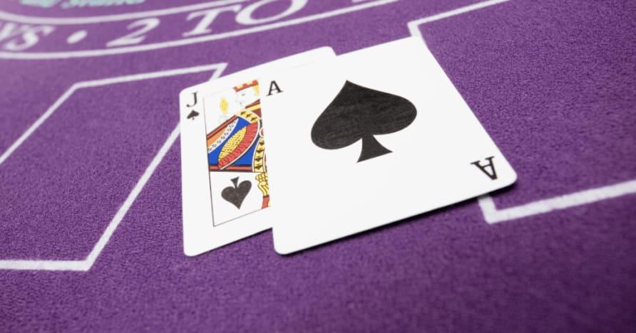 Etichetă Blackjack live și sfaturi explicate: Cum să te comporti
