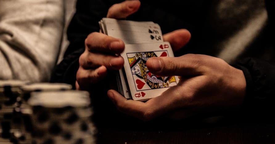 Matematică în pokerul video online
