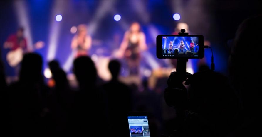 Cinci Cazinouri internaționale Streaming live Ruleta