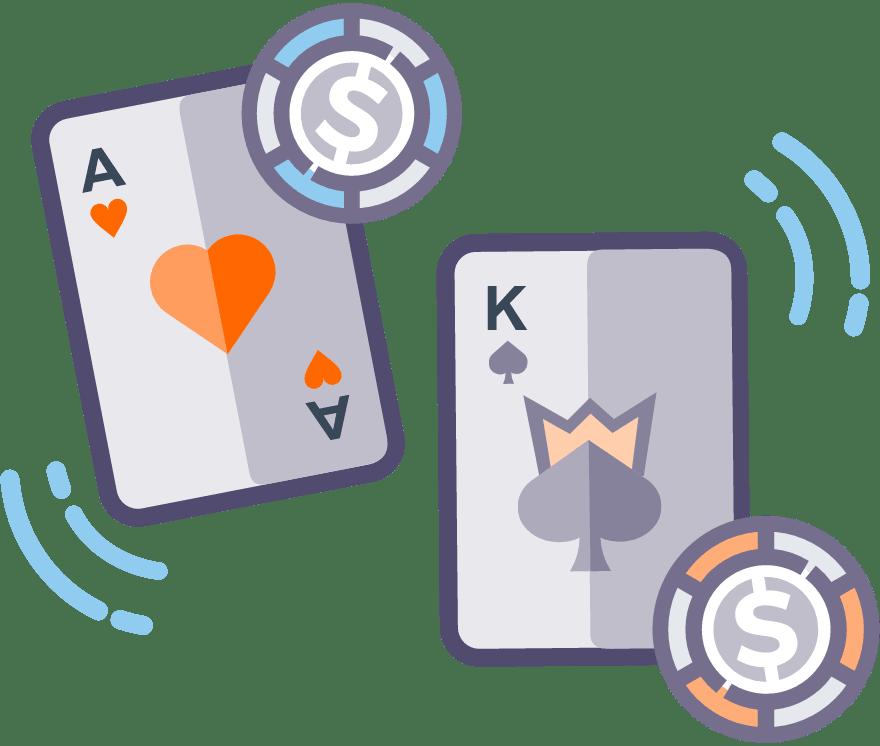 Jucați Război în cazinou Online -Top 6 Live Casinouri care plătesc cel mai bine 2021